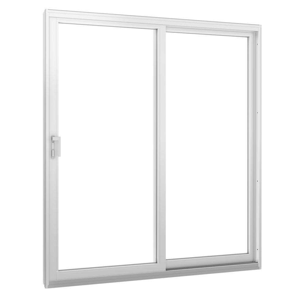 Urbania White Patio Door