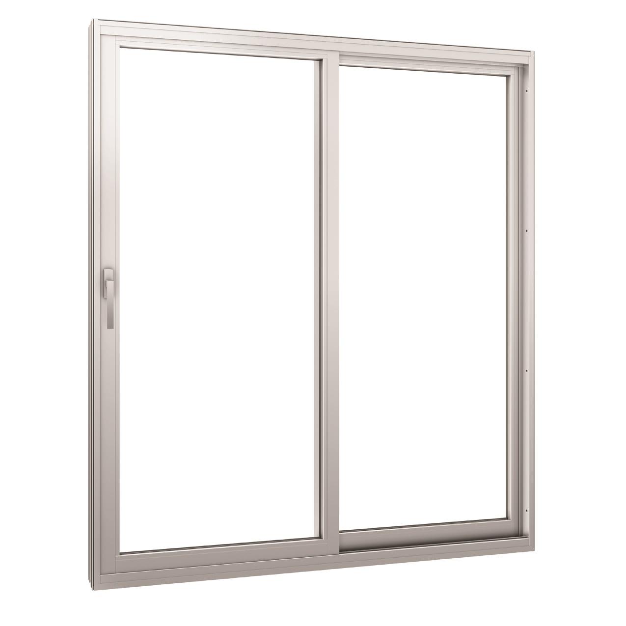 Loft Series Door White Background